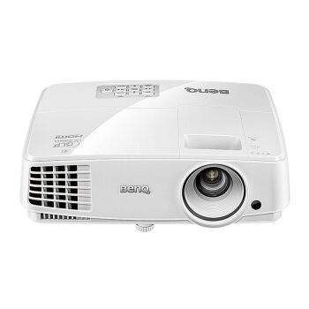 明基MX515H 投影仪家用 高清 1080p 投影机 3D 无线 白天直投13000:1