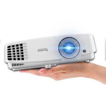 明基(BenQ)投影仪家用办公 便携商务投影机 MX528 XGA(高清HDMI端口)