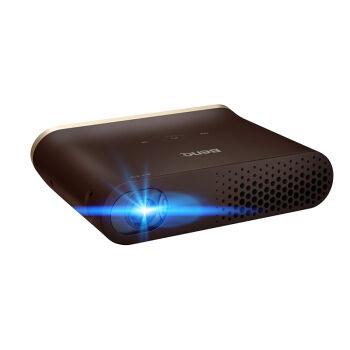 明基(BenQ)i41A微型智能投影仪家用无线手机电脑U盘投影仪便携式教学商务办公投影机