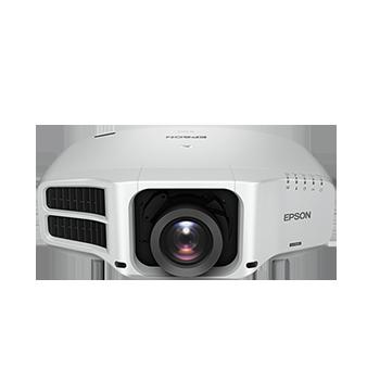 爱普生(EPSON)投影仪 高亮高清 工程投影机 CB-G7200W