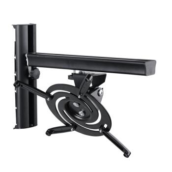 支尔成PR04 投影仪支架 多功能投影机吊架 壁挂/吊顶两用可调式