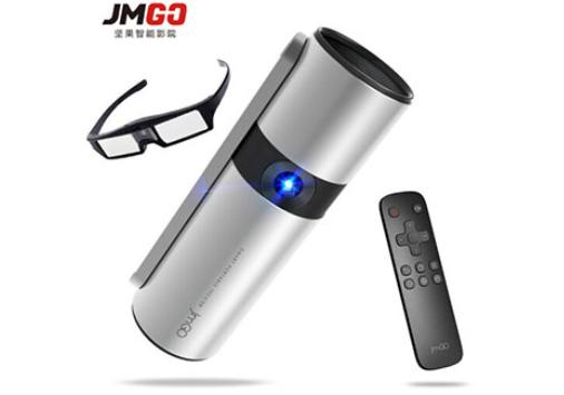 坚果(jmGO)P2投影仪办公家用便携微型投影机高清迷你移动便携式